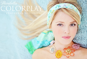 Florabella Colorplay Photoshop Ac tions