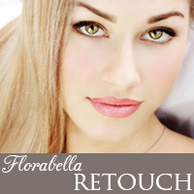 Florabella Retouch and makeover Photoshop Actions