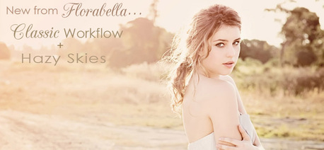 Florabella Classic Workflow Actions and Hazy Skies Discount Bundle